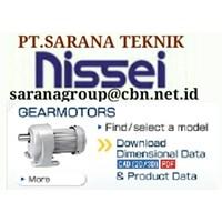Jual NISSEI GEAR MOTOR GTR PT SARANA GEARBOX NISSEI GEAR MOTOR GTR INDONESIA 2