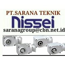 NISSEI GEAR MOTOR GTR PT SARANA GEARBOX NISSEI GEAR MOTOR GTR INDONESIA
