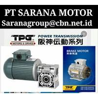 TPG GEAR MOTOR PT SARANA MOTOR TPG ELECTRIC MOTOR VIBRTORS