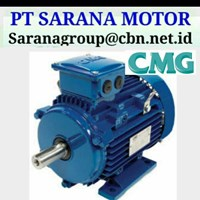 CMG ELECTRIC MOTORS  PT SARANA MOTOR AC gear