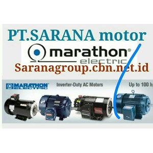 MARATHON ELECTRIC MOTOR PT SARANA MOTOR