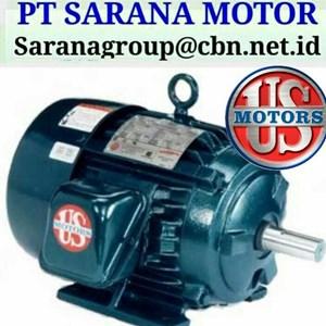 US ELECTRIC AC MOTOR PT SARANA MOTOR EMERSON MOTORS