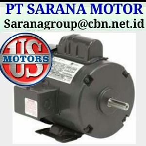US ELECTRIC AC MOTOR PT SARANA MOTOR EMERSON MOTORS MADE IN USA