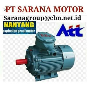NANYANG EXPLOSIOON PROFF AC MOTOR PT SARANA MOTOR NANYANG motor