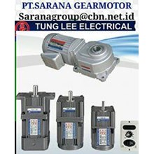 TUNG LEE GEAR MOTOR ELECTRIC PT SARANA GEAR MOTOR REDUCER
