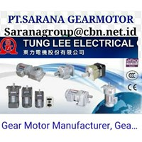 TUNG LEE GEAR MOTOR ELECTRIC PT SARANA GEAR MOTORS