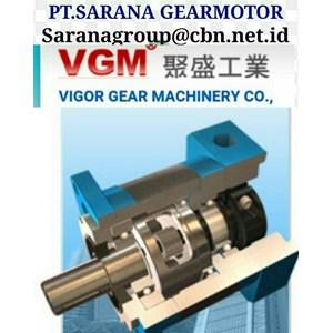 VGM VIGOR  GEARs MOTOR ELECTRIC PT SARANA GEAR MOTOR REDUCER