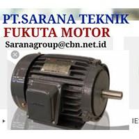 PT SARANA FUKUTA ELECTRIC AC MOTOR BRAKE FUKUTA FOOT MOUNTED