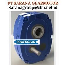 POWERGEAR SMSR REDUCER PT SARANA GEAR REDUCER MOTOR