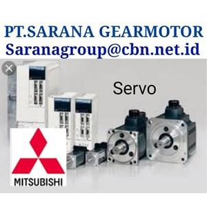 PT SARANA MITSUBISHI SERVO AC MOTOR PLC INVERTER