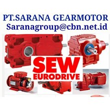 sew gearbox eurodrive PT SARANA GEAR MOTOR SEW GEAR REDUCER