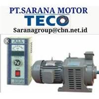 eddy current dc TECO ELECTRIC AC MOTOR GEAR MOTOR  PT SARANA MOTOR