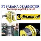 DINAMIC OIL PLANETARY GEARBOX PT SARANA GEAR MOTOR 2