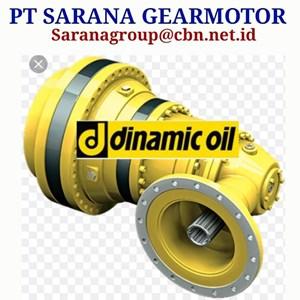 PT SARANA GEAR MOTOR DINAMIC OIL PLANETARY GEARBOX