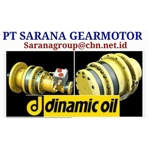 PLANETARY GEARBOX PT SARANA GEAR MOTOR DINAMIC OIL