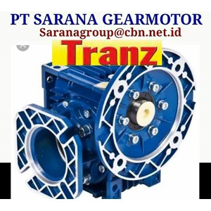 NMRV GEAR REDUCER TRANZ WORM GEAR MOTOR PT SARANA GEARMOTOR