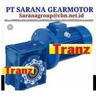 NMRV PT SARANA GEAR MOTOR TRANZ WORM GEAR MOTOR NMRV 1