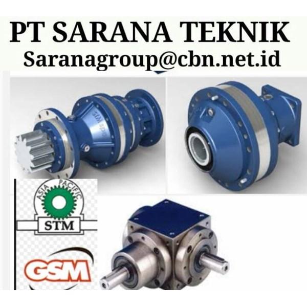GEAR MOTOR STM WORM GEARBOX DRIVE PLANETARY PT SARANA TEKNIK