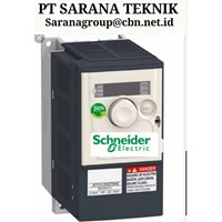 SCHNEIDER ELECTRIC INVERTER PT SARANA GEAR MOTOR ALTIVAR TELEMECANIQUE 1