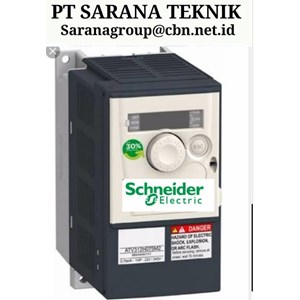 SCHNEIDER ELECTRIC INVERTER PT SARANA GEAR MOTOR ALTIVAR TELEMECANIQUE