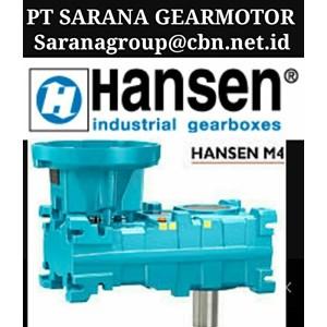 BROOK HANSEN GEARBOX PT SARANA GEAR MOTOR BROOK INDUSTRIAL GEARBOXES
