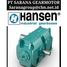 PT SARANA GEARBOX BROOK HANSEN GEARBOX - BROOK INDUSTRIAL GEARBOXES