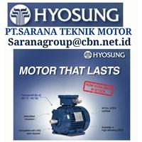 Jual PT SARANA TEKNIK HYOSUNG ELECTRIC EXPLOSION PROOF MOTOR