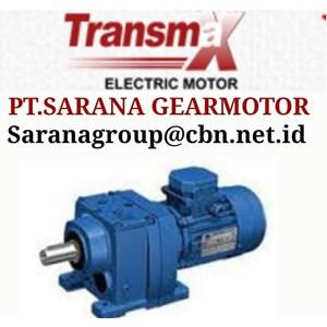Transmax Helical AC Geared Motor