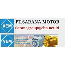 AC DC MOTOR VEM ELECTRIC AC MOTOR PT SARANA TEKNIK MOTOR LOW VOLTAGE