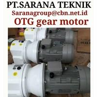 OTG HELICAL  COMPACT GEAR MOTOR PT SARANA GEAR MOTOR  1