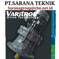 Jual VARITRON CYCLO DRIVE GEAR MOTOR  TYPE HSM pt sarana gear motor 2