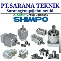SHIMPO GEARBOX MOTOR STROBOSCOPE  REDUCER PT SARANA TEKNIK 1