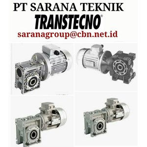 TRANSTECNO GEARMOTOR STOCKIST PT SARANA TEKNIK