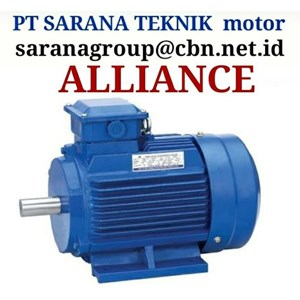 ALLIANCE AC MOTOR PT SARANA TEKNIK MOTOR ELECTRIC MOTOR ALLIANCE