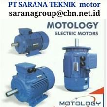 MOTOLOGY AC MOTOR PT SARANA TEKNIK MOTOR ELECTRIC MOTOR MOTOLGY