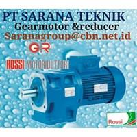 gear motor ROSSI MOTORIDUTTORI PT SARANA TEKNIK