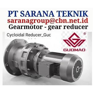 Cycloidal Reducer Guomao PT Sarana Teknik gearmotor
