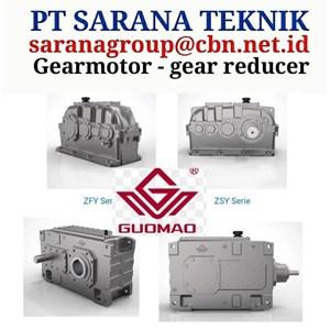 ZFY Series Guomao PT Sarana Teknik gearbox motor