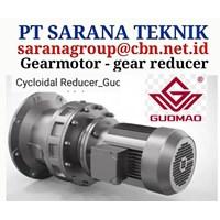 Helical Gear  CYCLO DRIVE PT SARANA TEKNIK GEAR BOX