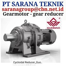 Helical Gear  CYCLO DRIVE PT SARANA TEKNIK GEAR BOX