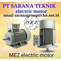 Mez Electric Motor PT Sarana Teknik