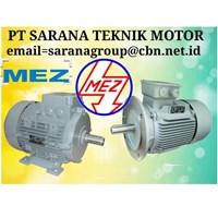 AC Gear Motor MEZ ELECTRIC MOTOR PT SARANA TEKNIK