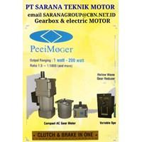 PEEI MOGER GEAR REDUCER Gearbox Motor PT SARANA TEKNIK
