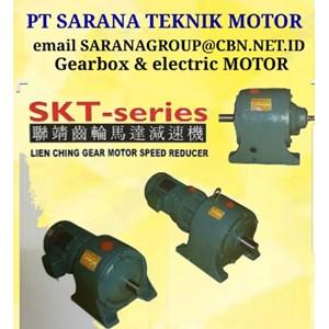 PT SARANA TEKNIK SKT HELICAL GEAR Gearbox Motor