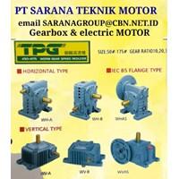 AC Gear Motor TPG GEAR MOTOR PT SARANA TEKNIK