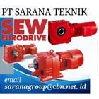 SEW HELICAL GEAR MOTOR PT SARANA TEKNIK GEAR REDUCER SEW 1