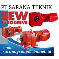 SEW HELICAL GEAR MOTOR PT SARANA TEKNIK GEAR REDUCER SEW