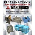 MAKISHINKO GEAR MOTOR PT SARANA TEKNIK GEARBOX 1