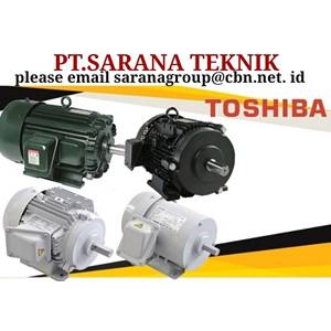 AC TOSHIBA ELECTRIC MOTOR  PT SARANA  TEKNIK