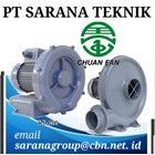 CHUAN FAN ELECTRIC RING BLOWER TURBO PT SARANA TEKNIK 1